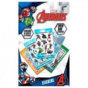 Marvel Avengers set 800 stickers