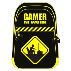 Gaming Gamer at Work backpack