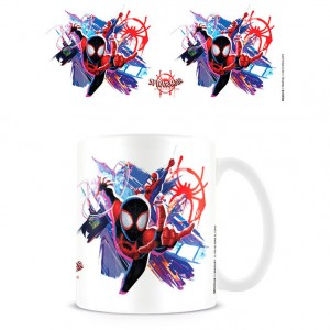 Marvel Spiderman Into the Spider-Verse mug