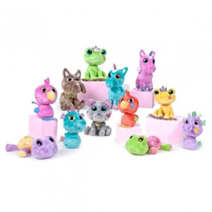 Pin and Pon Pets super soft assorted plush toy 23cm