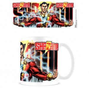 DC Comics Shazam Power Surge mug