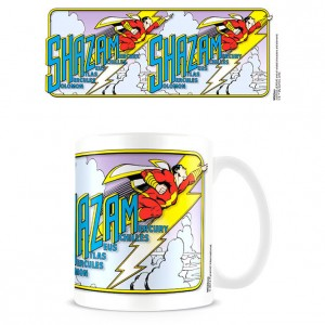 DC Comics Shazam Sky High mug