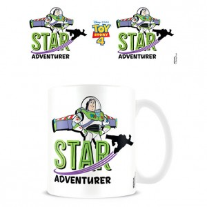 Disney Pixar Toy Story 4 Buzz Lightyear mug