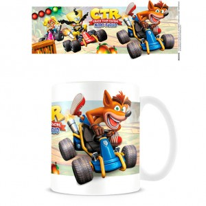 Crash Bandicoot First Place mug