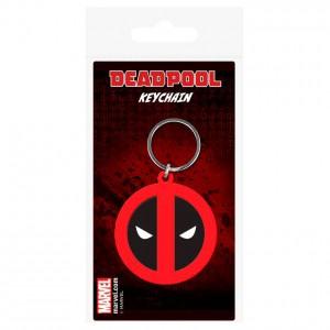 Marvel Deadpool Logo keychain