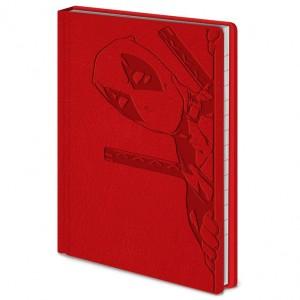 Marvel Deadpool premium A6 notebook