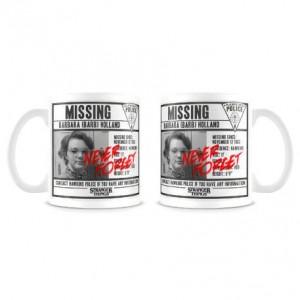 Stranger Things Barb Holland Missing mug