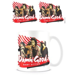 Stranger Things Damn Good Babysitter mug