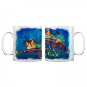 Disney Aladdin A Whole New World mug
