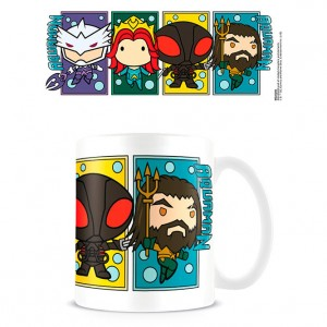 DC Comics Aquaman Characters mug
