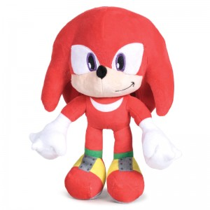 Sonic Knuckles soft plush toy 30cm