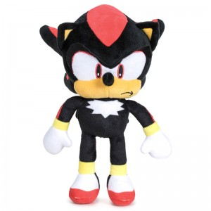 Sonic Shadow soft plush toy 30cm