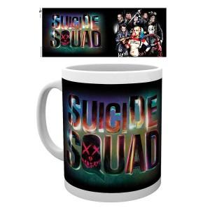 DC Comics Suicide Squad Logo mug