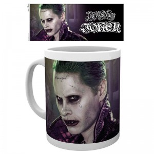 DC Comics Suicide Squad Joker mug