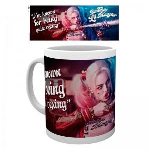 DC Comics Suicide Squad Harley Bat mug