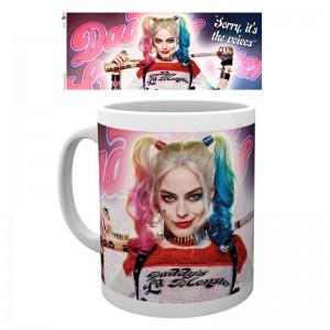 DC Comics Suicide Squad Good Night mug