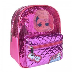 LOL Surprise fashion backpack 26cm