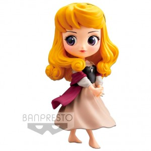 Disney Aurora Q Posket figure 14cm