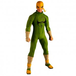 Marvel Iron Fist The One 12 Collective figure 17cm