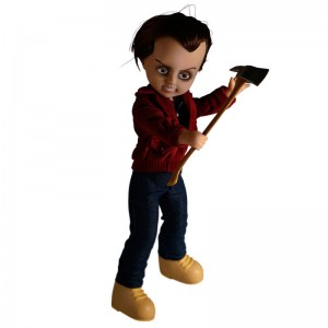 The Shining Jack Torrance Living Dead Dolls figure 25cm