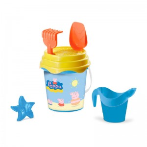 Peppa Pig sand bucket moulds watering can*