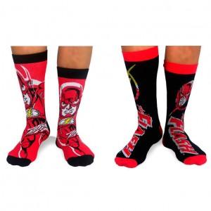 DC Comics Flash 2 pack assorted socks