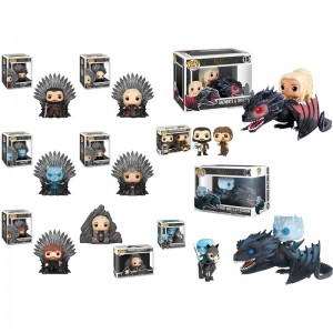 Offer pack Funko Game of Thrones €16 x unit!