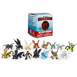 Assorted mystery figure How to train your dragon