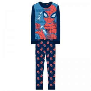 Marvel Spiderman interlock pijama