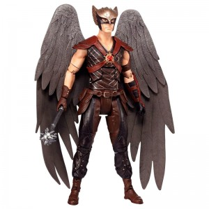 DC Comics Deluxe DCs Legends of Tomorrow Hawkman figure 15cm
