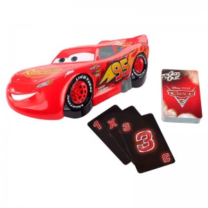 Disney Cars Mister Car