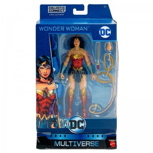 DC Comics Wonder Woman Deluxe figure