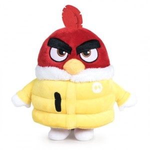 Angry Birds Eagle Island Red plush toy 23cm