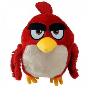 Angry Birds Movie 2 Red plush toy 23cm