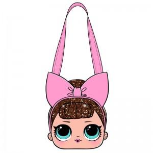LOL Surprise Brown shoulder bag