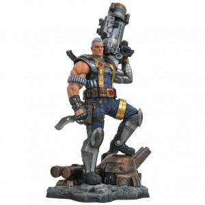 Marvel Premier Collection Cable statue 30cm