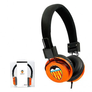 Valencia CF headphones