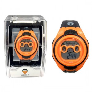 Valencia CF digital watch