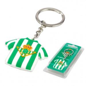 Real Betis t-shirt key chain