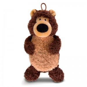 Nici Forest Friends Bear Criz Lee plush hot water bag
