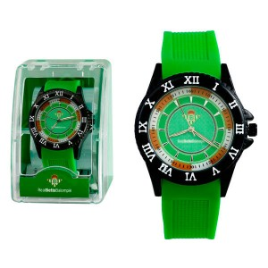 Real Betis analogue watch