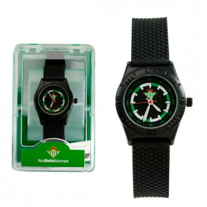 Real Betis young player analogue watch