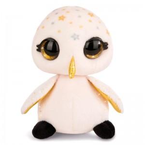 Nici Christmas Snowy Owl plush toy 16cm
