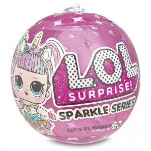 LOL Surprise Sparkle assorted surprise ball