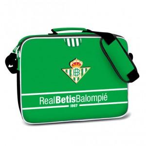 Real Betis school briefcase