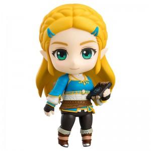 The Legend of Zelda Breath of the Wild Zelda Breath of the Wild Ver. 10 Nendoroid figure 10cm