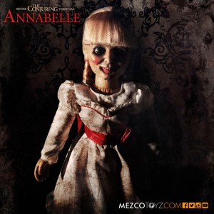 The Conjuring Annabelle replica doll 46cm