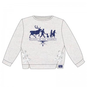 Disney 2 Frozen polar sweatshirt