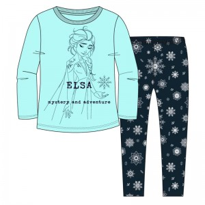 Disney 2 Frozen Elsa interlock pijama