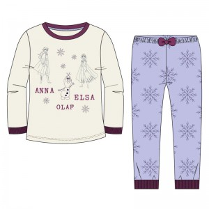 Disney 2 Frozen polar pijama